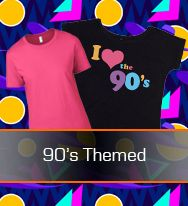 90's Themed
